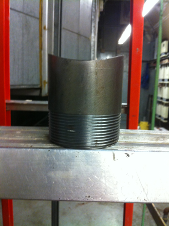 Tap Master, Inc. - Thermowell weld on fitting