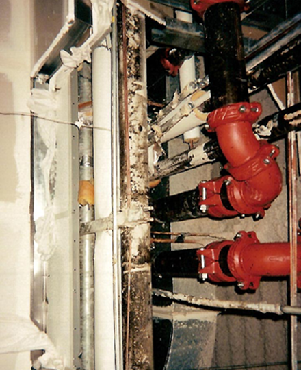 Tap Master, Inc. - 4 inch pipe freeze at UC Davis